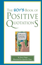 Boys' Book of Positive Quotations