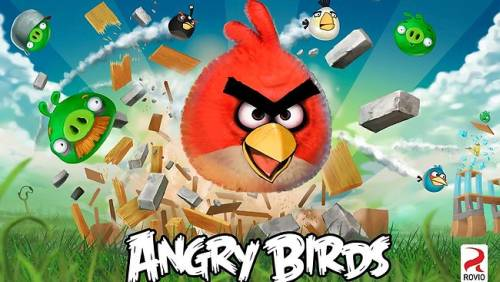 Angry Birds - Original Picture